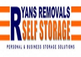 Ryans Removals Logo