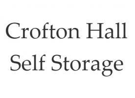 Crofton Hall Self Storage Logo