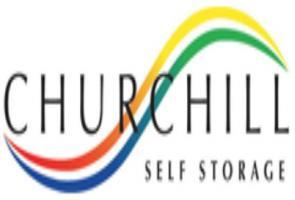Churchill Self Storage Logo