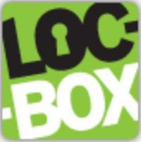 Loc-Box Self Storage Logo