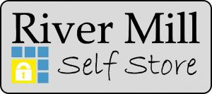 River Mill Self Store Logo