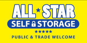 All Star Self Storage Ltd Logo
