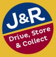 J & R Self Storage Logo