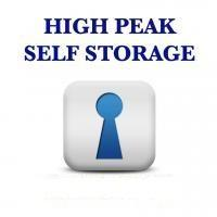 High Peak Self Storage Logo