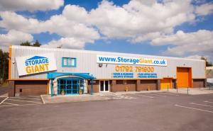 Storage Giant Swansea