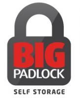Big Padlock Self Storage Logo