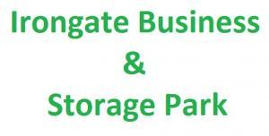 Irongate Storage Logo