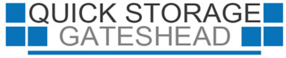 Quick Storage Gateshead Logo