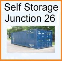 Self Storage Jct 26 Logo