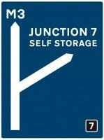 M3 Junction 7 Self Storage Logo