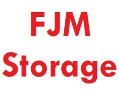 FJM Storage Logo