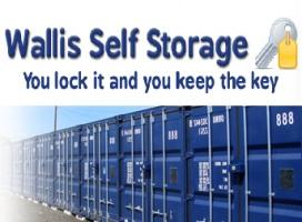 Wallis Self Storage Logo