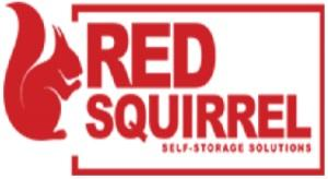 Red Squirrel Storage Logo