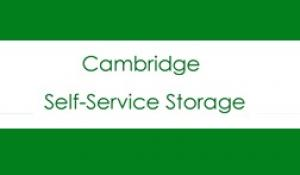 Cambridge Self-Service Storage Ltd Logo