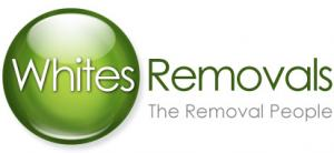 Whites Removals Ltd Logo