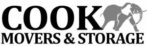 Cook Movers & Storage Logo