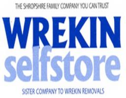 Wrekin Self Storage Logo
