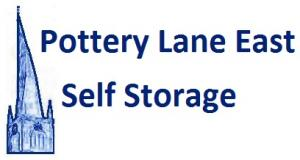 Pottery Lane East Storage Logo