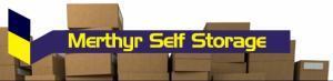 Merthyr Self Storage Logo