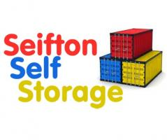 Seifton Self Storage Logo