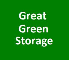Great Green Storage Logo