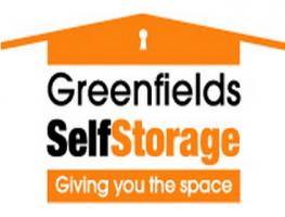 Greenfields Self Storage Logo