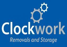 Clockwork Removals & Storage Logo