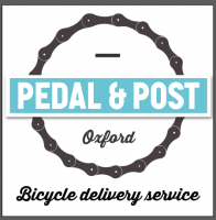 Pedal and Post Logo