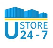 U Store 24-7 Self Storage Logo