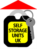 Self Storage Units UK Logo