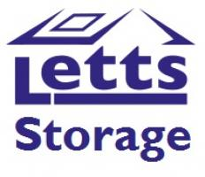 Letts Storage Logo