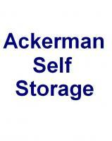 Ackerman Self Storage Logo
