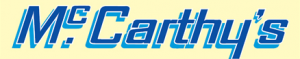McCarthys Storage World Logo