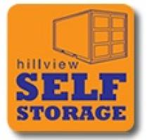 Hill View Self Storage Logo