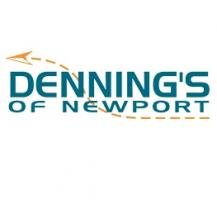 Dennings of Newport Logo