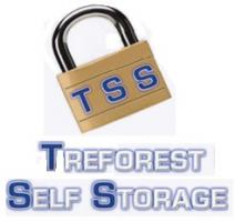 Treforest Self Storage Logo