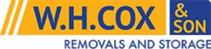 W H Cox and Sons Removals Logo