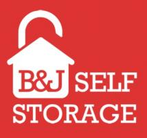B & J Self Storage Logo