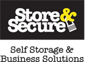 Store & Secure Logo