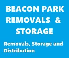 Beacon Park Removals and Storage Logo