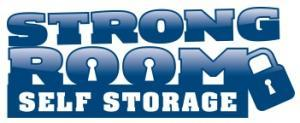 Strongroom Self Storage Limited Logo