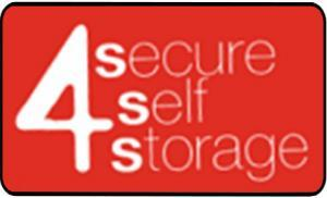 4 Secure Self Storage Logo