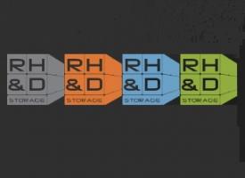RH and D Storage Logo