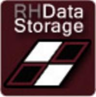RH Data Storage Logo