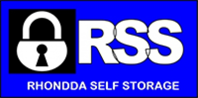 Rhondda Self Storage Logo