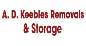 A. D. Keebles Removals & Storage Logo