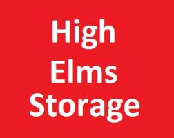 High Elms Storage Logo