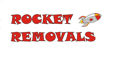 Rocket Removals and Storage Logo