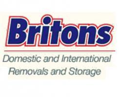 Britons Removals Logo