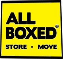 All Boxed Logo
